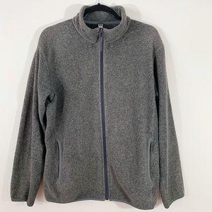 UNIQLO . Full Zip Fleece Jacket . L